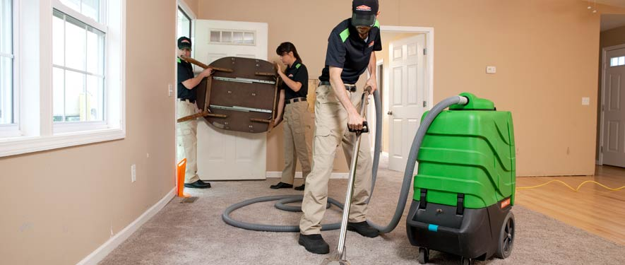 Visalia, CA residential restoration cleaning